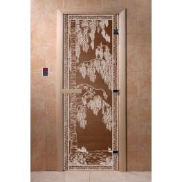 Дверь DoorWood 680х1890 «Берёзка»