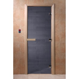 Дверь DoorWood 680х1890 «Синий жемчуг»