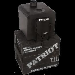 Patriot 200 (черный) до 200 м3