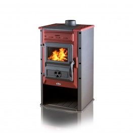 "Печь-камин ""Magic Stove"" красная до 160 м3"
