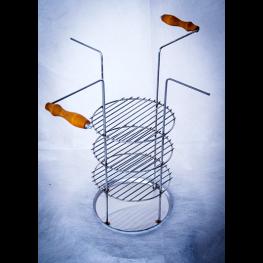 Тарелка-решетка четырехъярусная