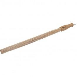 Веник массажный, бамбуковый, 4,5х68 см