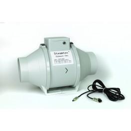 Вентиляционная турбина SteamTec TOLO Exhaust fan (влаго и термо защита, реле времени, IP67, с управлением от пульта парогенератора)